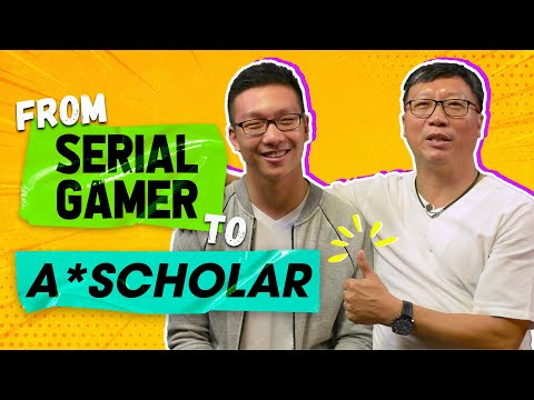 From Serial Gamer to A*Scholar | Heart of God Church Academic Excellence Programme
