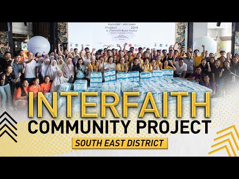Interfaith Community Project at South East District | Heart of God Church