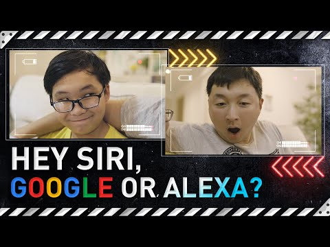 Hey Siri, Google or Alexa? | Heart of God Church