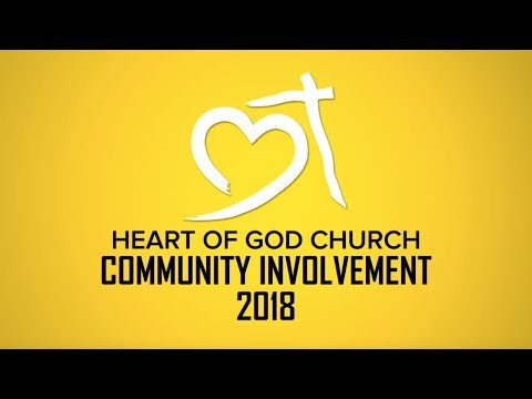 Community Involvement 2018 | Heart of God Church