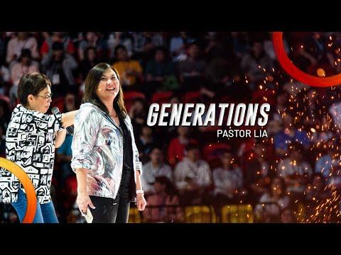 Generations | Pastor Cecilia Chan (Pastor Lia)