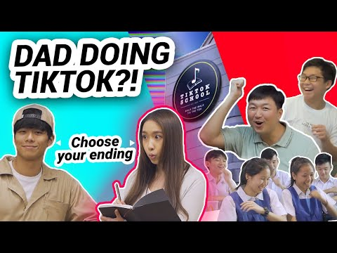 There's a Tiktok School!? (Interactive Video) | HOGC Productions