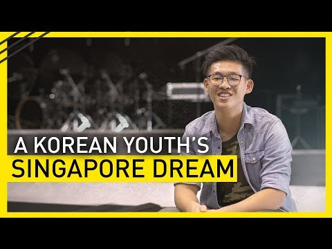 A Korean Youth's Singapore Dream | Heart of God Church