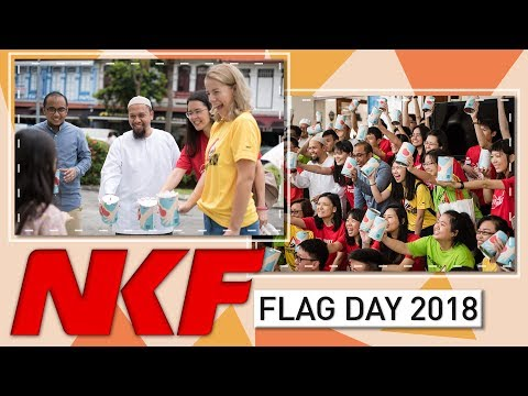National Kidney Foundation Flag Day | Heart of God Church