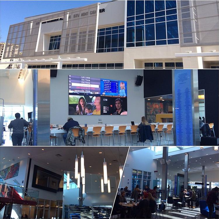 The ORU Student Centre