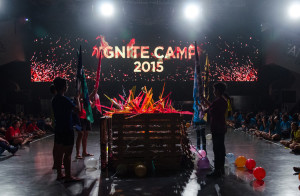 3 Days That Blew my Holiday Away: Ignite Camp 2015