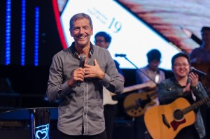 John Bevere at Heart of God Church (Singapore)