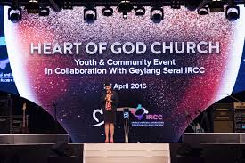 Heart of God Church HOGC IRCC