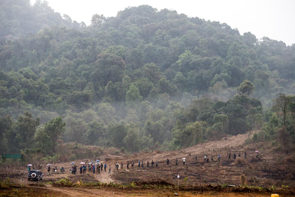 HOGC Missions Myanmar Village