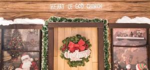 Heart of God Church Christmas Celebration