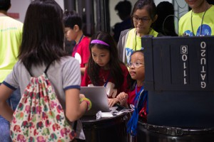 Heart-of-God-Church-Heartkidz-helping-out-with-RFID-gates