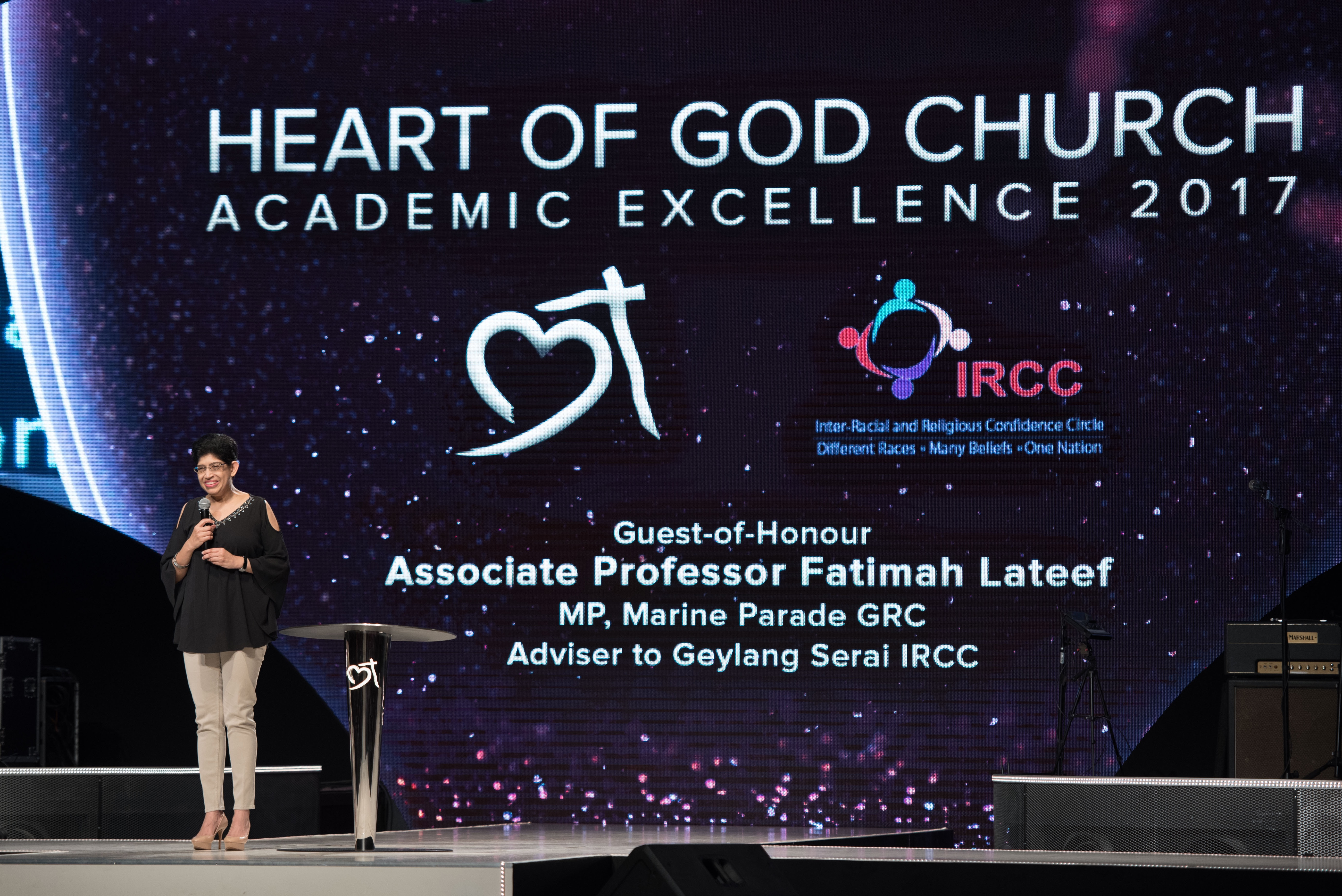 5 Key Facts: Academic Excellence Open House With Assoc. Prof. Fatimah Lateef