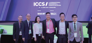 Heart of God Church (Singapore) at The International Conference on Cohesive Societies (ICCS)