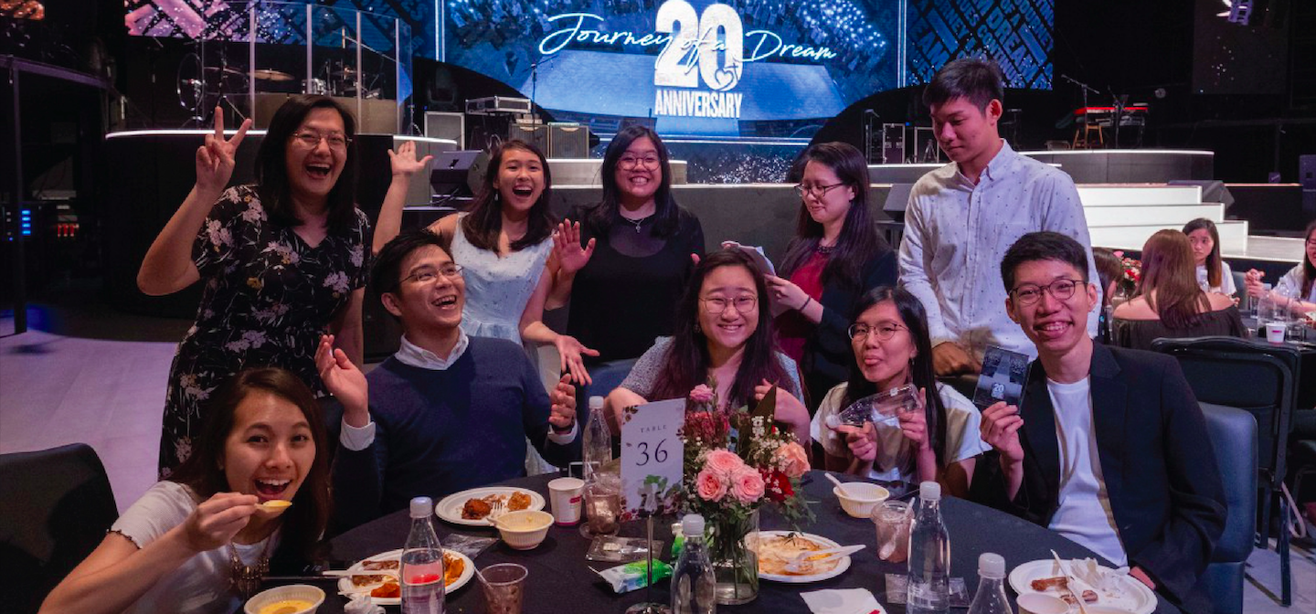 3 Memorable Moments from the HOGC 20th Anniversary Appreciation Lunch & Dinner
