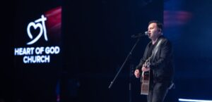 Matt Redman Live At Heart of God Church's 20th Anniversary