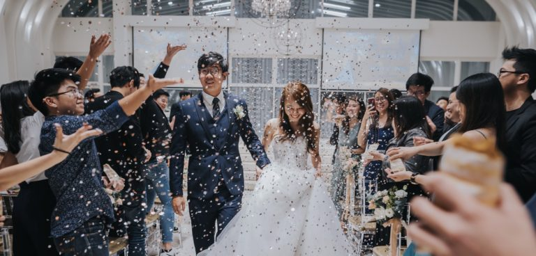 The Most Touching Wedding Gift from Pastor How and Pastor Lia – a $20,000 Interest-free Loan and Honeymoon Trip to the USA