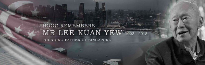 Heart of God Church (Singapore) Remembers Mr Lee Kuan Yew