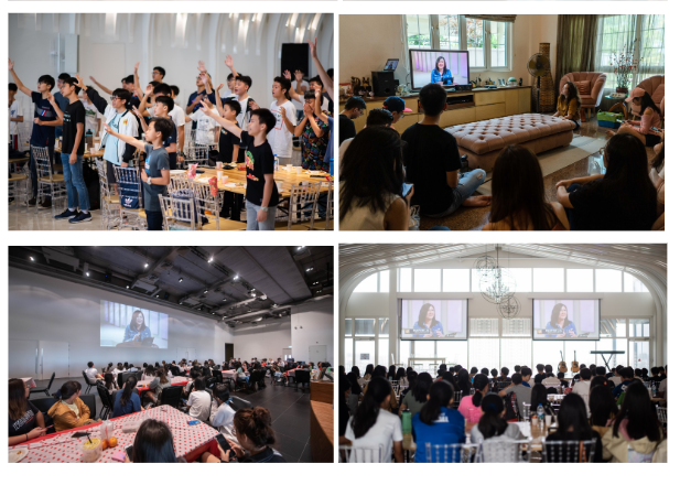 Straits Times Features Heart of God Church's Decentralised Services