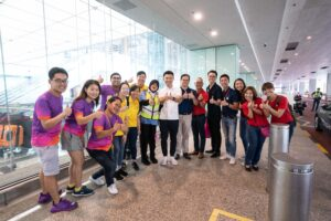 HEART FOR OUR HEROES: APPRECIATING THE TAXI DRIVERS AT CHANGI AIRPORT