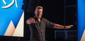 Pastor Joakim Lundqvist at Heart of God Church