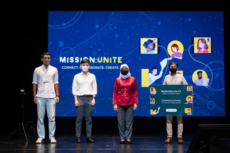 18-year-old pitches his way to $50,000 in funding for Interfaith.sg